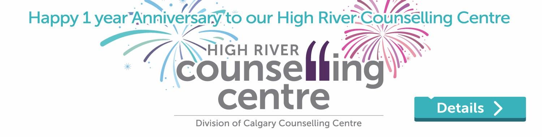 High River 1 year Anniversary