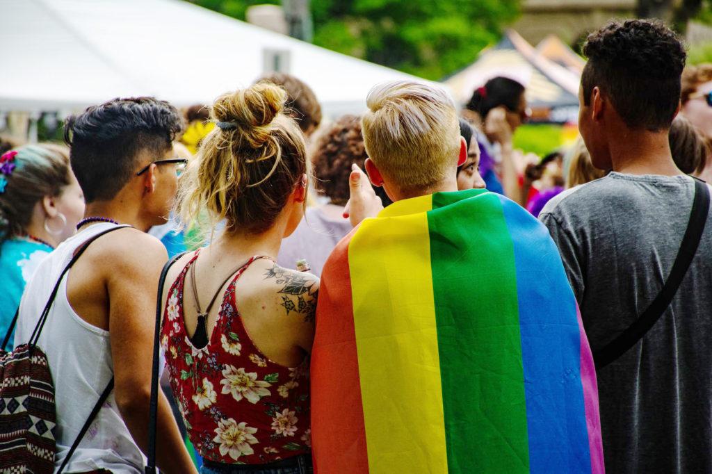Mental health and the LGBTQ+ community