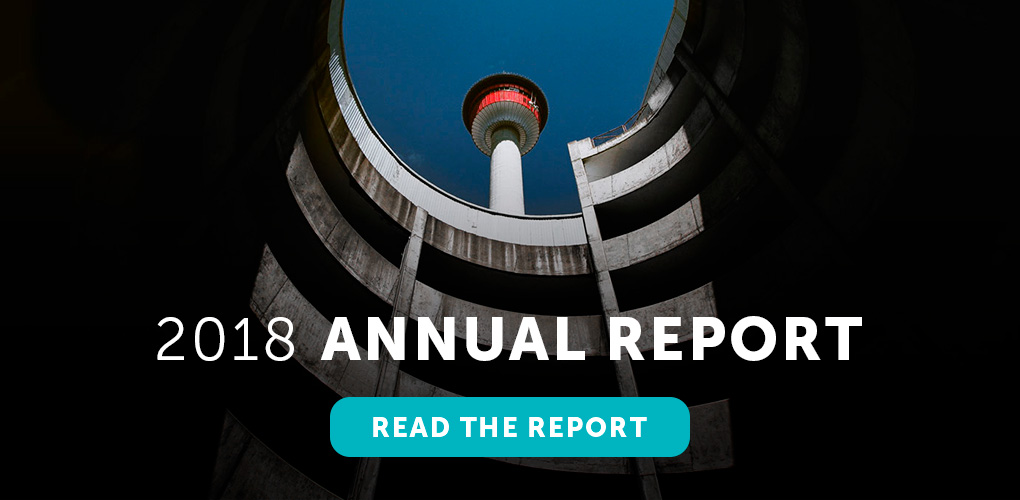 Read the 2018 Annual Report